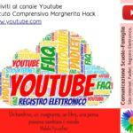 Il canale YouTube dell'I.C. Hack
